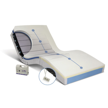 Hill Rom AccuMax Quantum Mattress