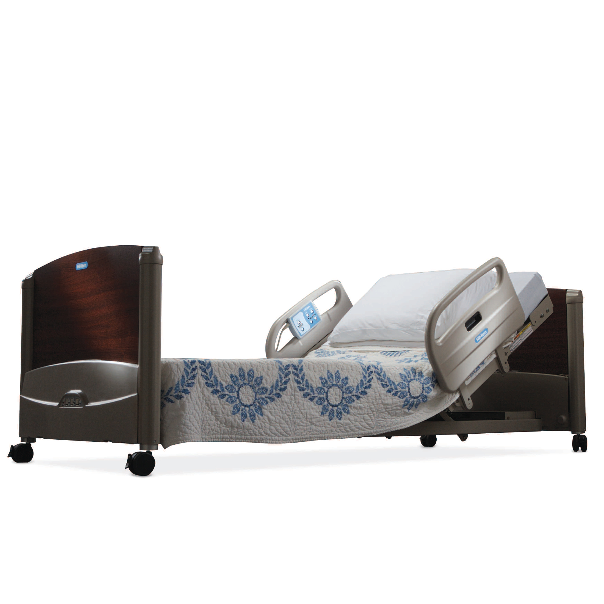 hill rom bariatric bed manual