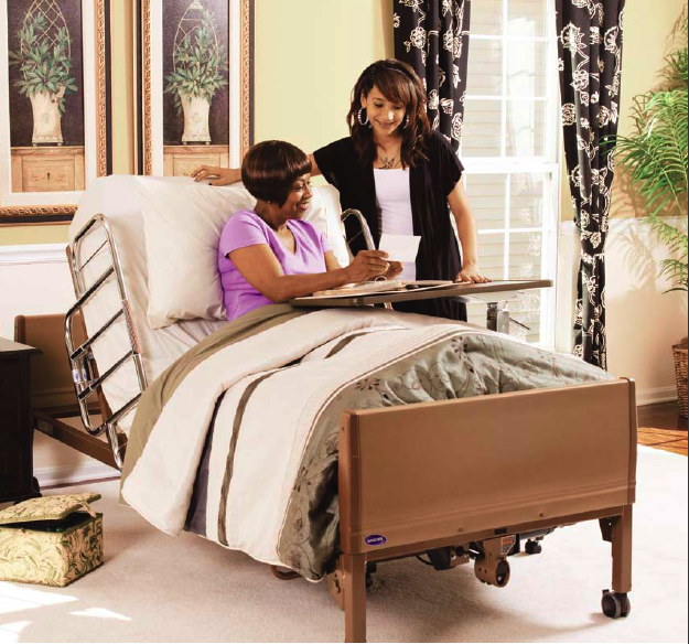 Invacare 5410IVC Full-Electric Hospital Bed