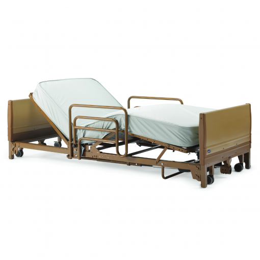 Invacare Hi-Low Hospital Bed