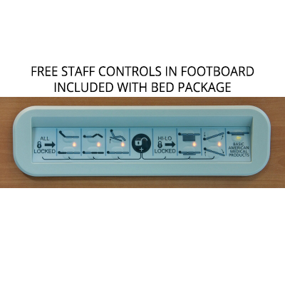 Staff Control Matrix 6100